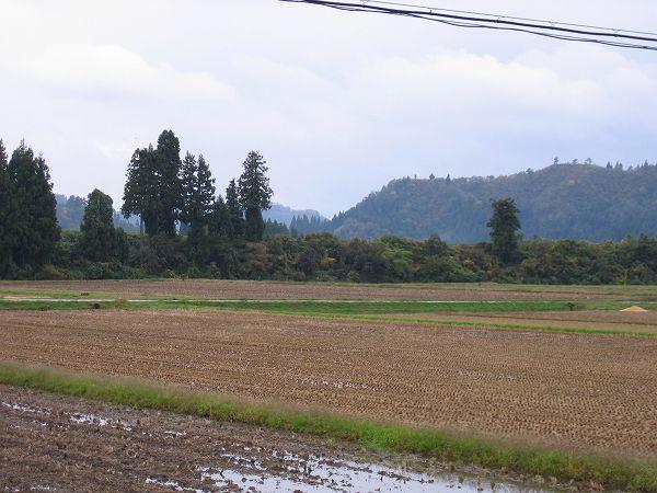 今日の新潟県南魚沼市はくもりで寒いです