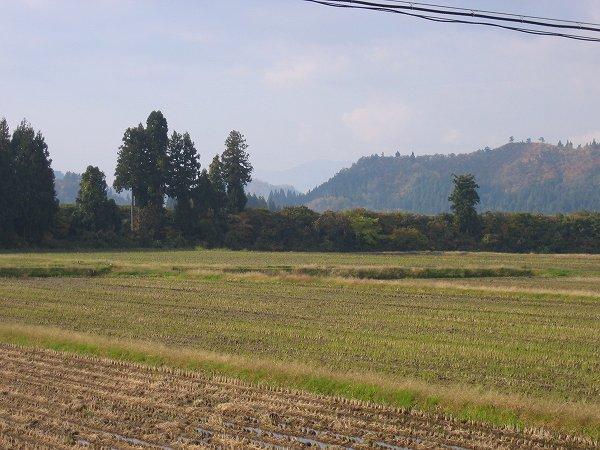 新潟県南魚沼市は朝日がまぶしくあたたかいです