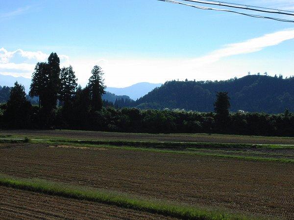 10月とは思えないくらい暑くなりました - 魚沼産コシヒカリの田んぼ@新潟県南魚沼市