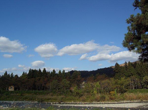 新潟県南魚沼市は陽ざしがまぶしくあたたかいです