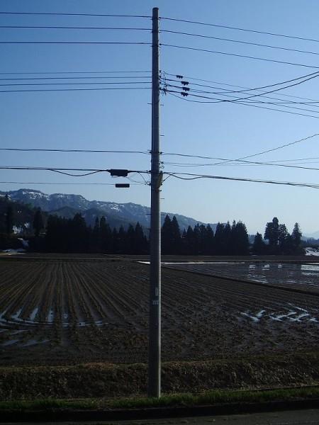 新潟県南魚沼市は気温が上がって夏を感じる天気です