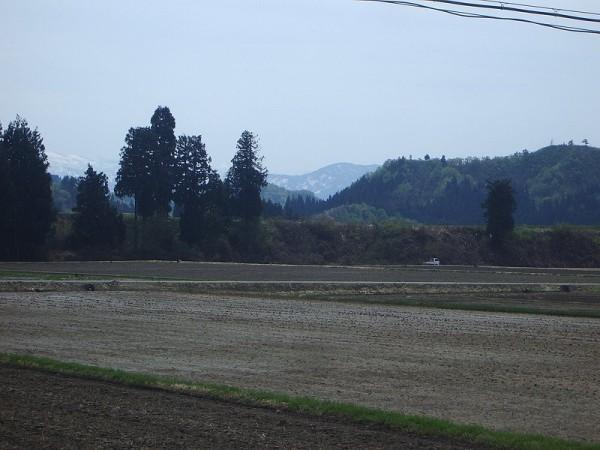 新潟県南魚沼市は気温が上がって夏を感じます